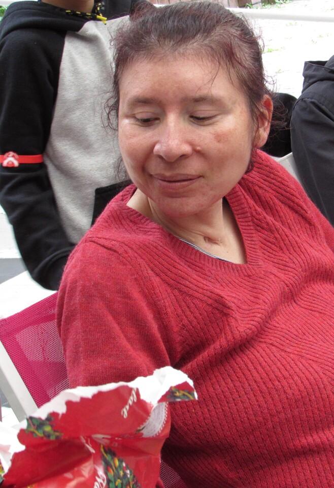 Schlaganfälle Schritt Schwester Familie Tabu lange