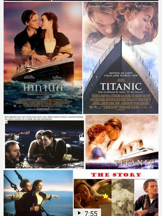my favourite movie titanic Your favorite movie discussion in 'polls and opinions' started by james hill so far - my favorite movie about titanic is james camerons titanic.